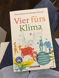 Buch Vier fürs Klima