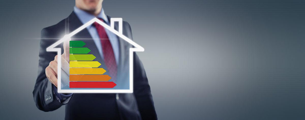 Grafik Haus Energieeffizienz