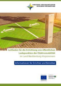 Leitfaden für die Einrichtung von öffentlichen Ladepunkten der Elektromobilität