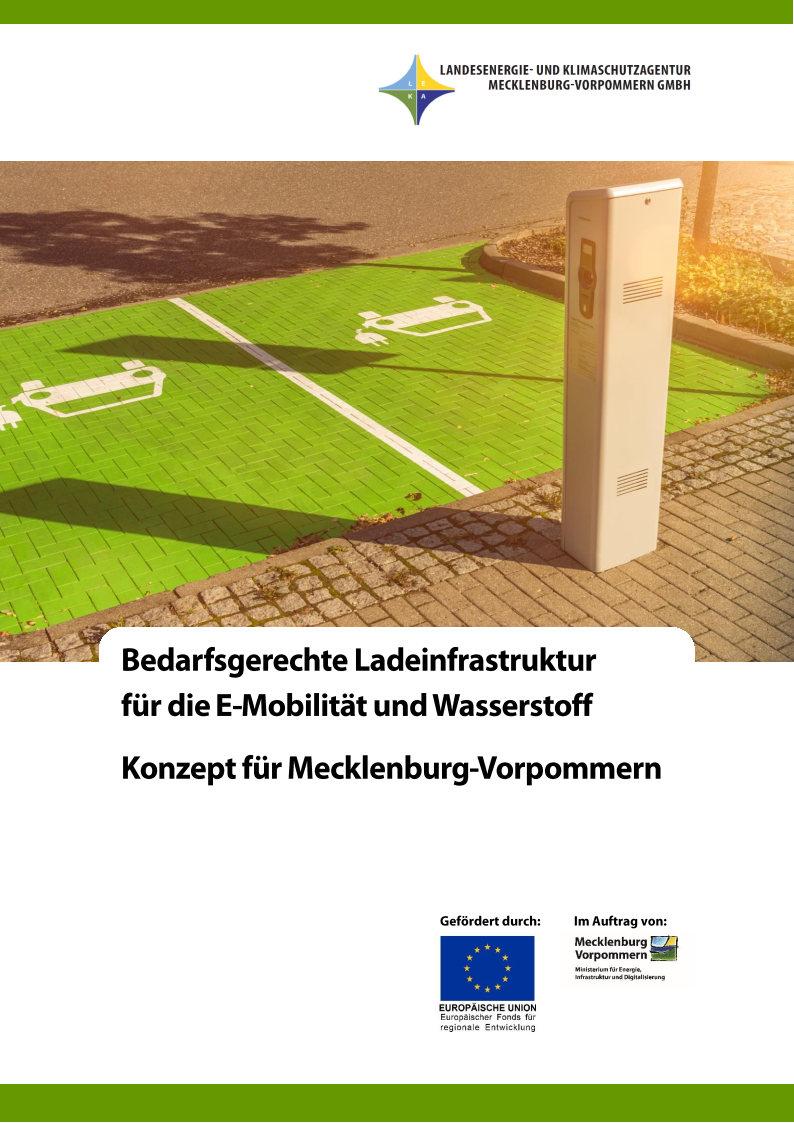 Konzept Ladeinfrastruktur