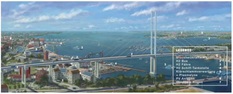 © LEKA MV | HyStarter-Region Rügen Stralsund präsentiert Ergebnis-Studie