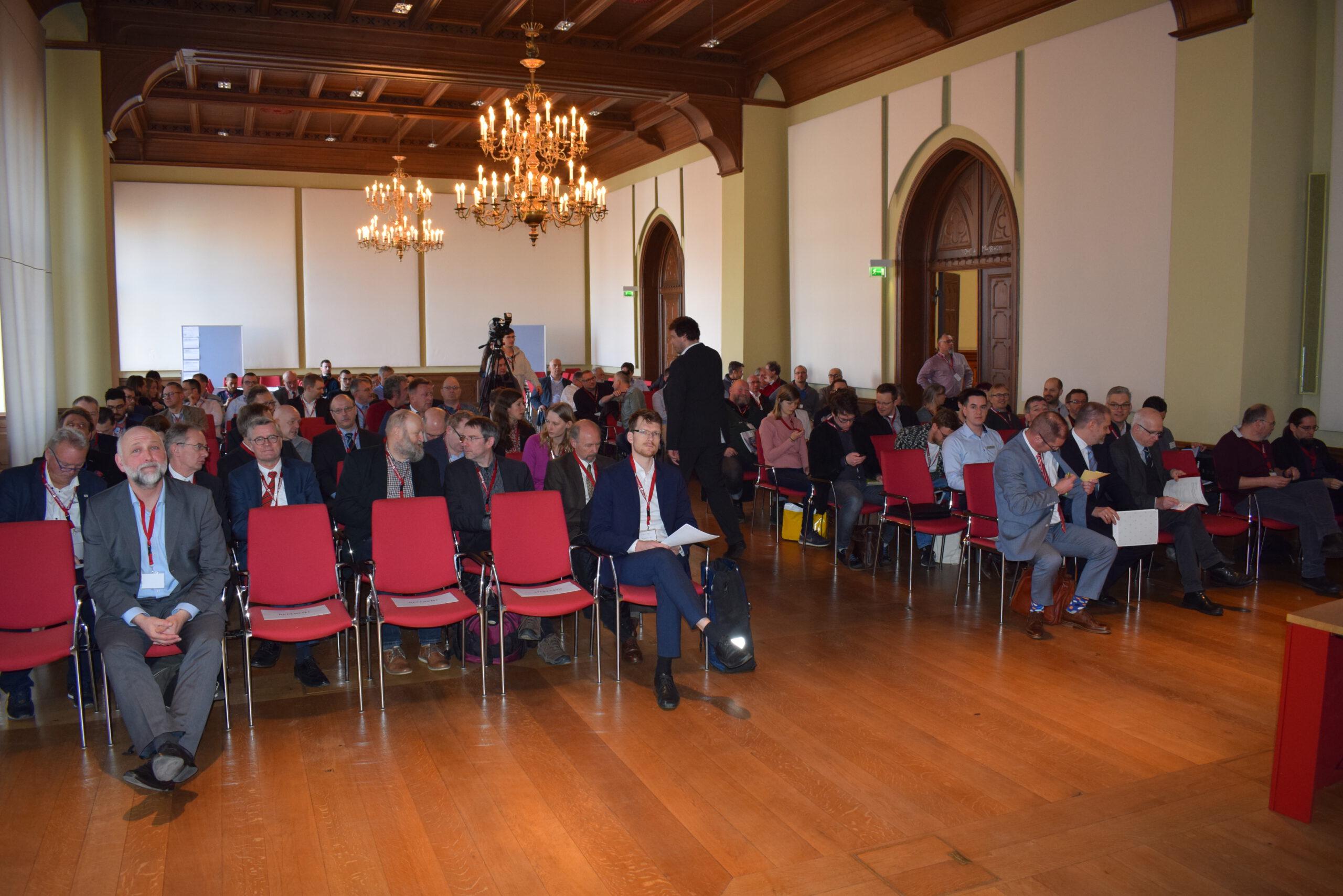 © LEKA MV | HyStarter Rügen-Stralsund | Mehr als 100 Besucher auf der HyStarter-Info-Veranstaltung im Rathaus Stralsund