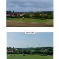 © LEKA MV   Leitfaden Gute fachliche Praxis für die Visualisierung von Windenergieanlagen Beispielfoto