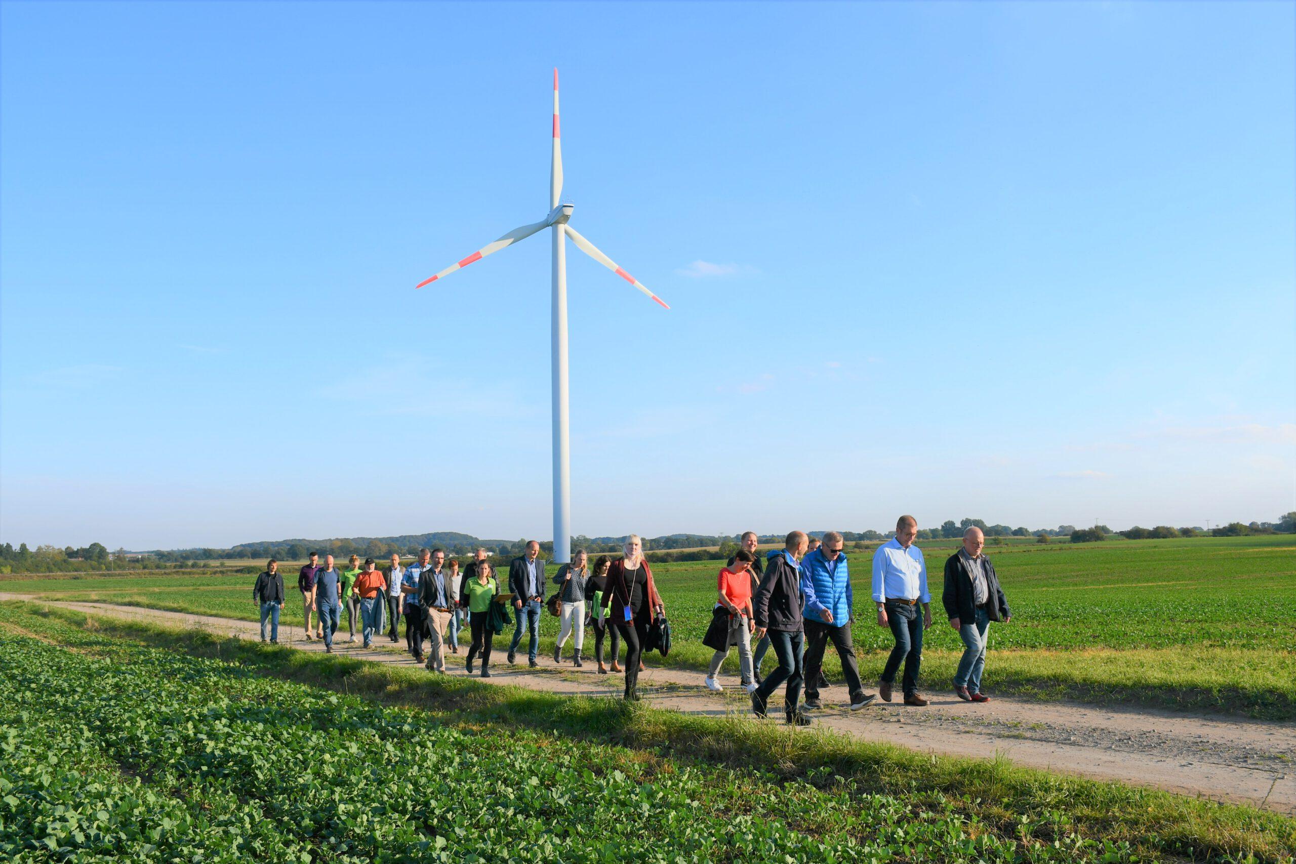 © LEKA MV | Veranstaltung Entdeckertour durch das Energieland MV