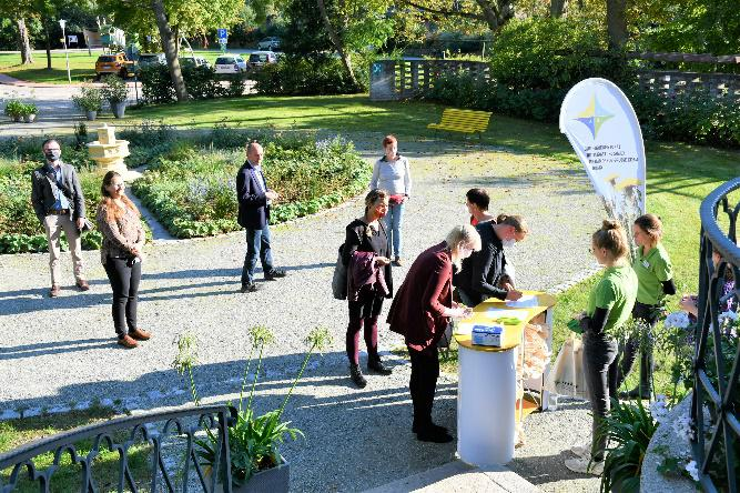 Veranstaltung für Bürger in Kalsow