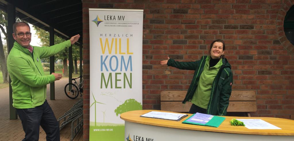 Unser Dorf - Unser Energie : LEKA MV Informationsveranstaltungen für Kommunen