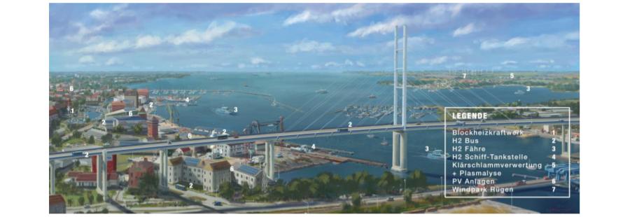 HyStarter-Region Rügen Stralsund präsentiert Ergebnis-Studie