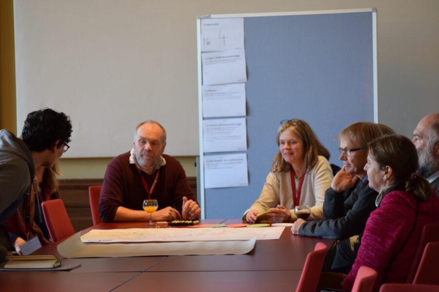 HyStarter Rügen-Stralsund | Dirk Niehaus leitete den Workshop Landwirtschaft