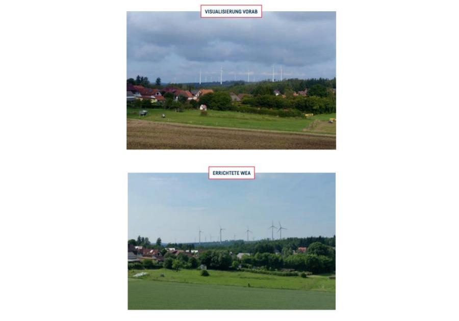Leitfaden Gute fachliche Praxis für die Visualisierung von Windenergieanlagen